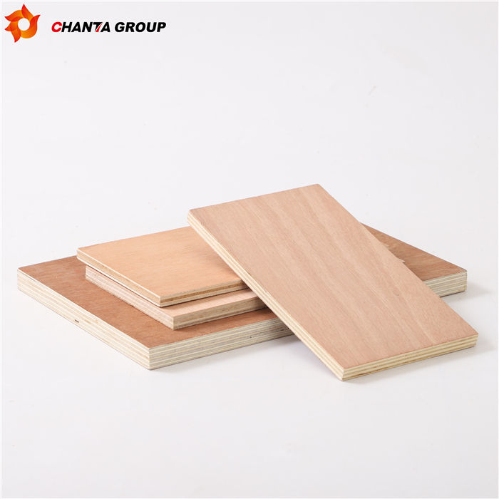 Good Quality red hardwood 12mm 15mm 18mm okoume sheet commercial plywood with Competitive Price
