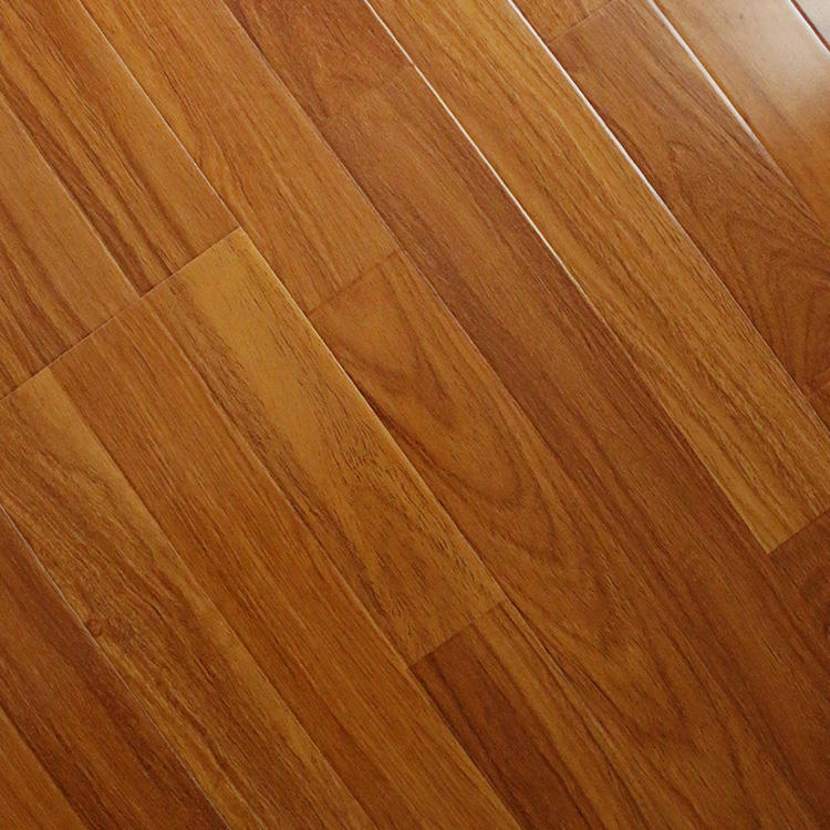 U groove 12mm hdf wood board laminate wooden outdoor flooring