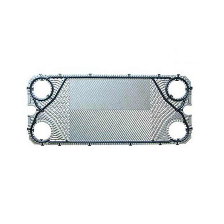 Titanium Tranter GX42 Gasket Plate Heat Exchanger For Milk Pasteurizer Equipment