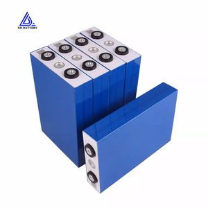 Rechargeable Deep Cycle 3.2V 90AH 100AH Lithium ion Li ion Battery Cell