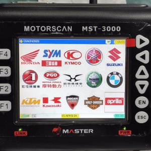 Heavy Duty Moto D'esplorazione Diagnostico MST-3000