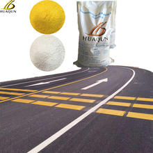 High quality low price reflective road powder mark road paint glow road marking paint free sample