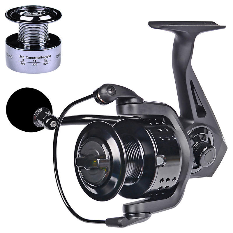 Original RT 2000 300 4000 5000 6000 7000 Spin Fishing Reel 13+1BB 5.0:1 Saltwater Carp Long Casting Fishing Reel