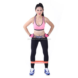 Top Selling Fitness Resistance Bands Training Kit 3 pcs Exercise Pull-up Loop Band