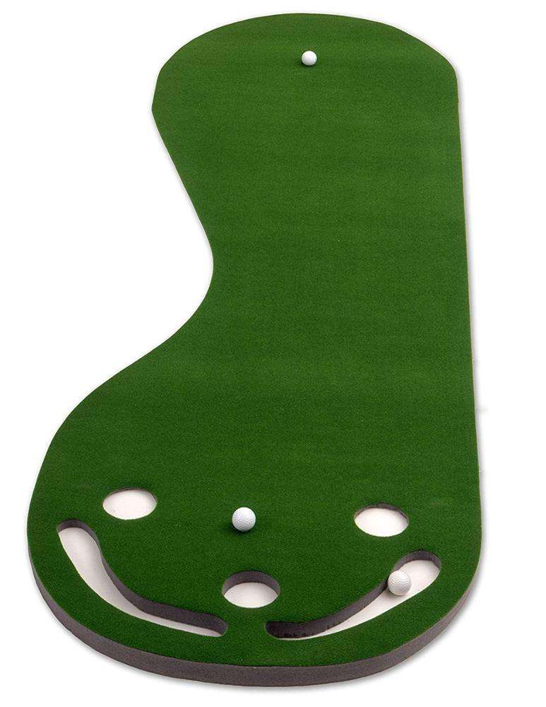 Atacado Golf Grama Artificial Putting Green Mat