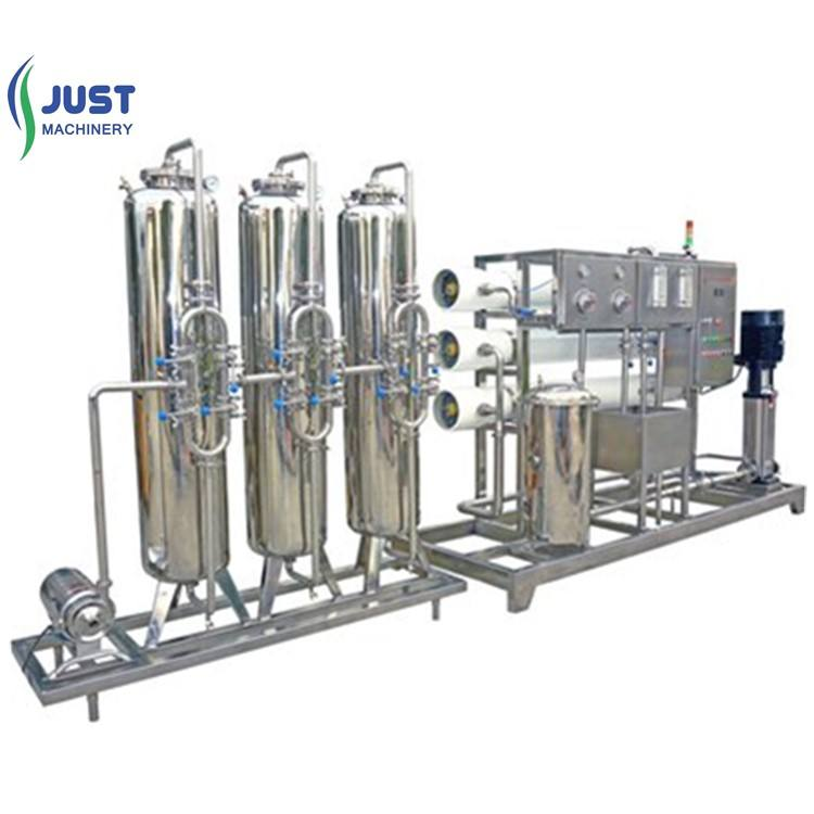 Reverse osmosis drinking water system line 3/5 TON