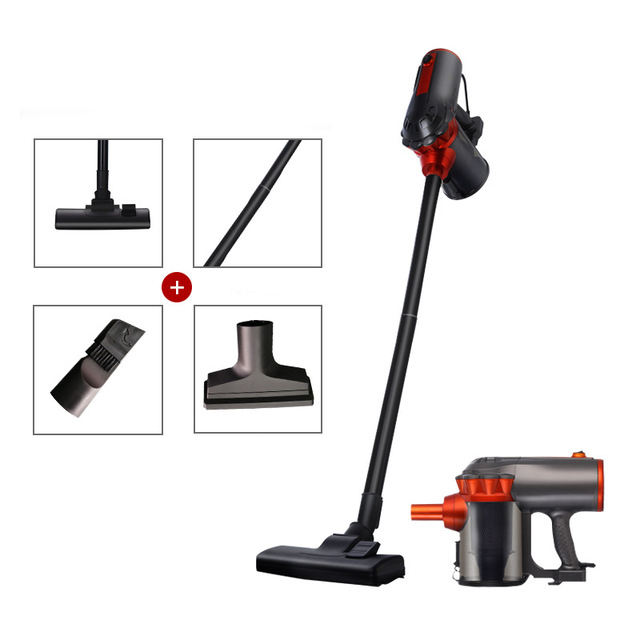 Vaccuum Cleaner household floor sweeper Handheld auto vacuum cleaner 3 in 1 functions