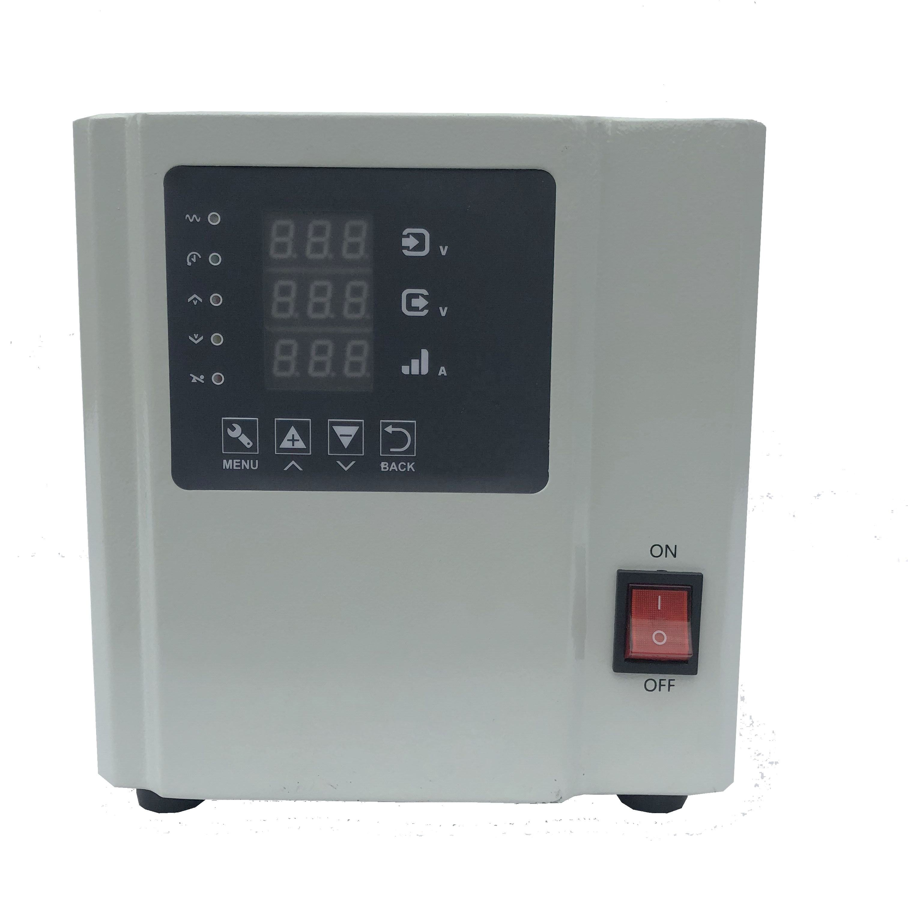 Goter Power Full System Protection 2KVA Home Voltage Stabilizer