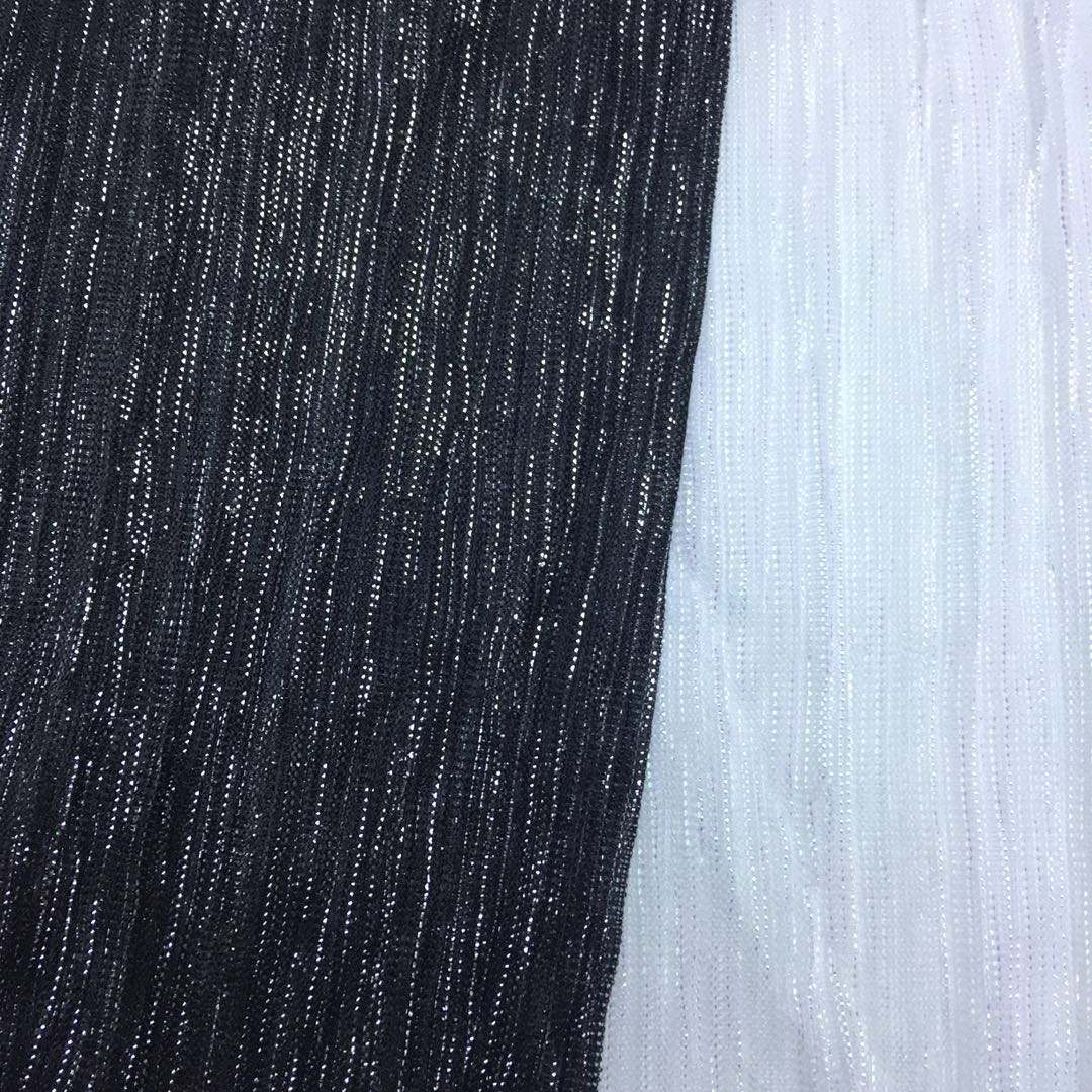 JC-A3175 HIGH QUALITY POLYESTER SHINING CREPE KNIT FABRIC FABRIC FOR DRESS