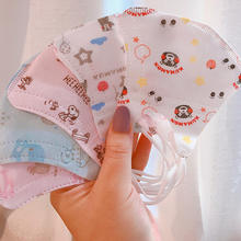 Magicing Custom fashion cotton cute face mask dust proof reusable washable earloop women children with filter