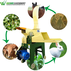 Henan weiwei automatic cow milking feeding for sheep and goat mini animal feed pellet making machine