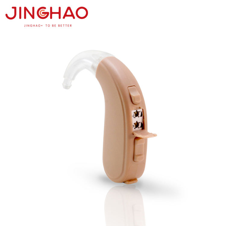 Profound Hearing Loss Programmable Ear Aid Medical Devices Equipment