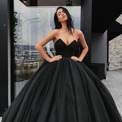 NY2003  Elegant  Prom Party Dress New Women's Ball Gown