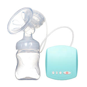Hospital Grade Electric Breast Pump Pain Free Breast Pump Rechargeable Portable Nursing Breast Massage Breastfeeding Pump