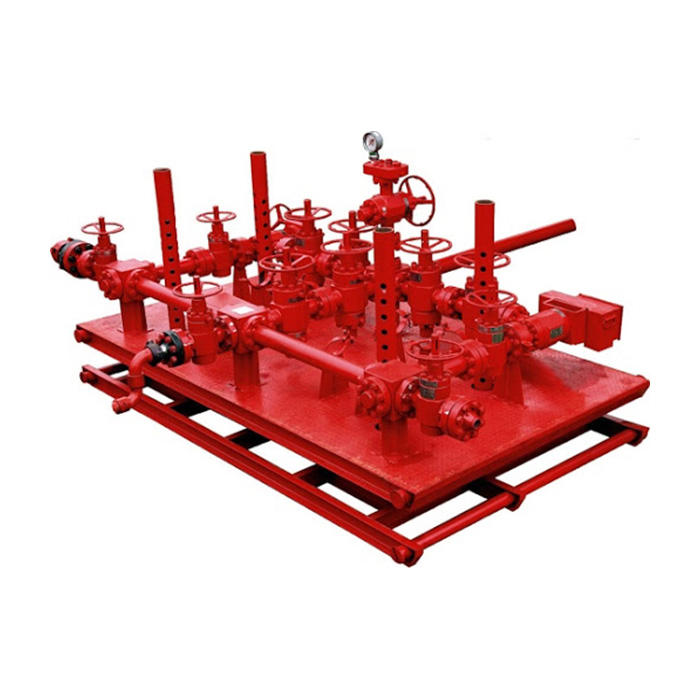 Factory Direct Price Oil and Gas Manifold / Choke and Kill Manifold / Choke Valve