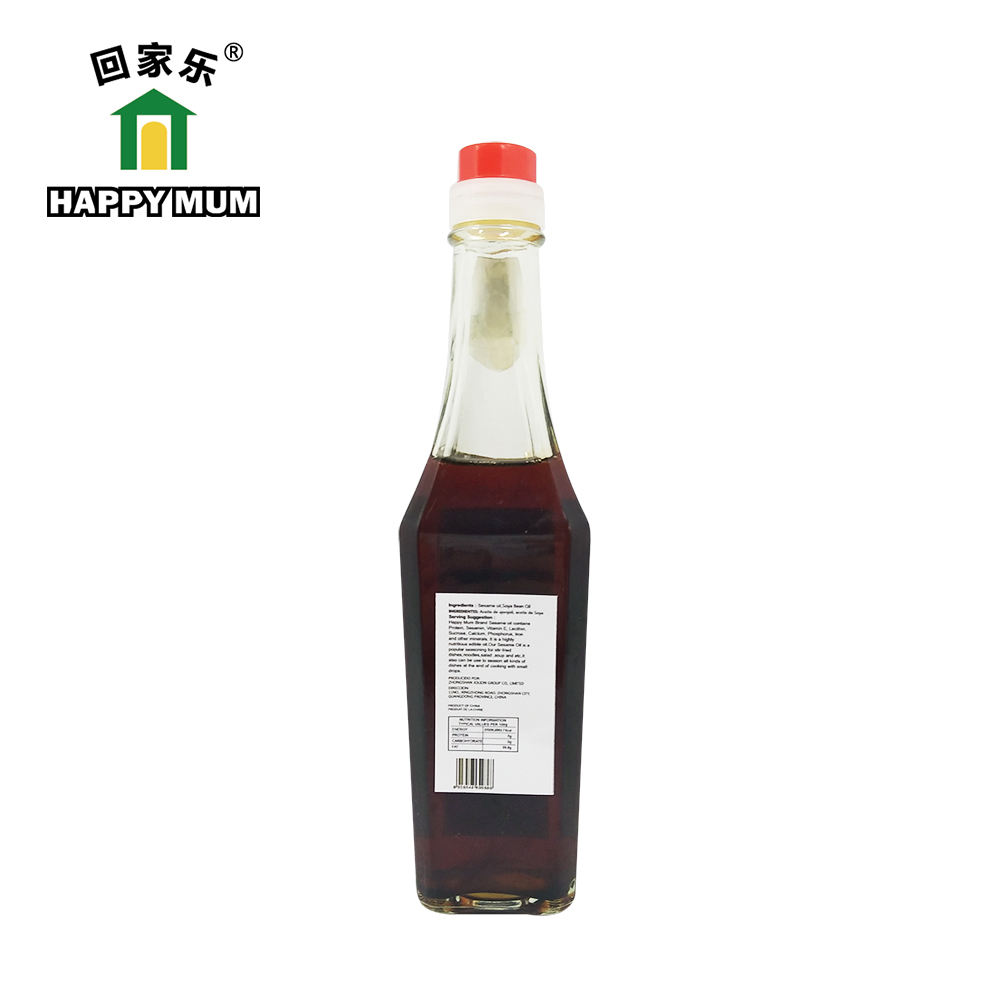 Halal Chinese Extra virgin regular sesame oil