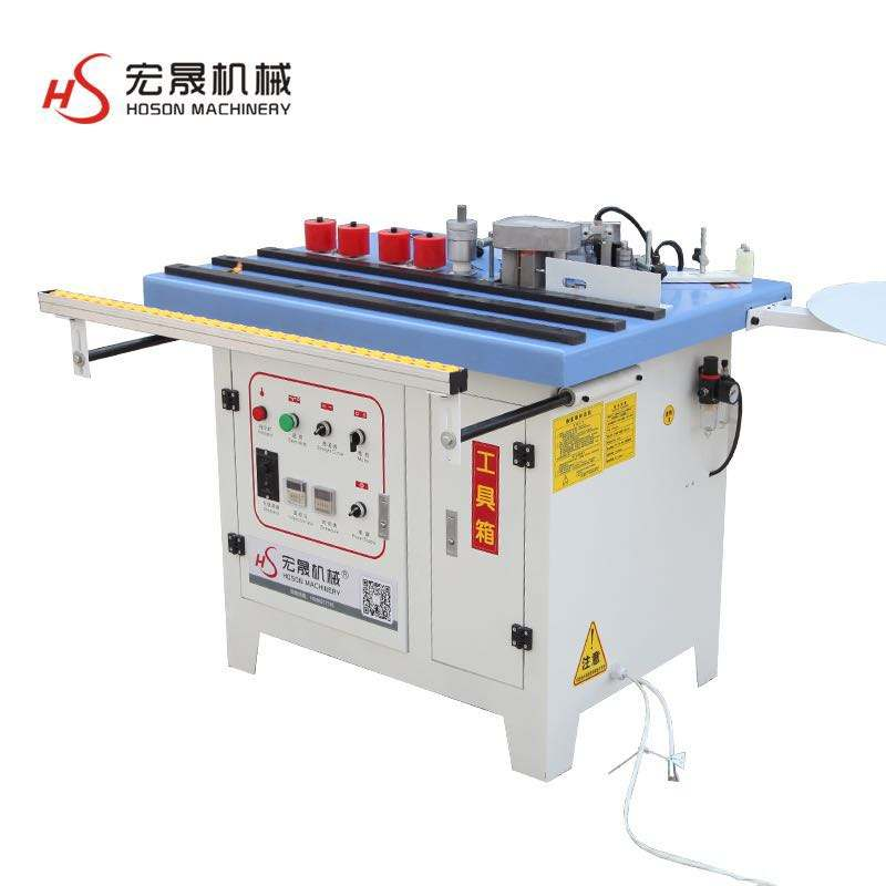 Hot selling manual curve edge banding machine with high-efficient