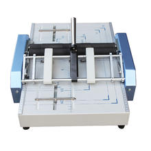 Office Equipment A3 Manual Booklet Making Folding Machine