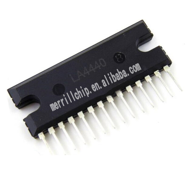 Merrillchip Original new Electronic components Dual channel audio power amplifier IC ZIP-14 La4440