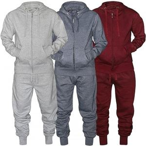 high quality fashionable sportswear men for winter jogger tracksuit/oem jogger with custom logo