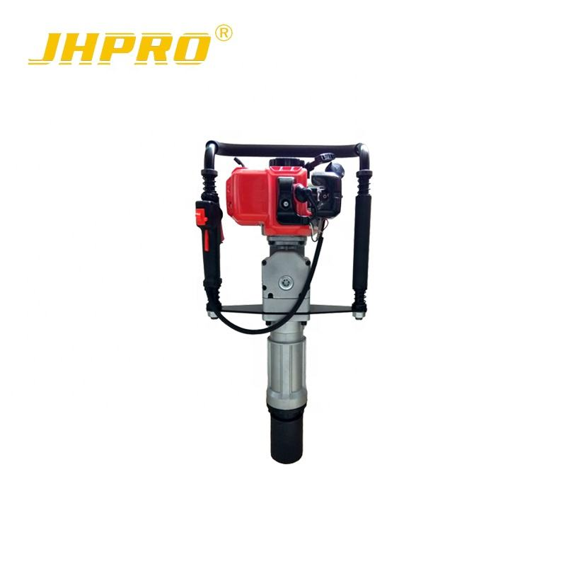 JH60-A EPA approved petrol engine/ euro 5 engine gasoline post pile driver