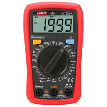 High precision mini pocket uni-t digital multimeter price of bd tester brands
