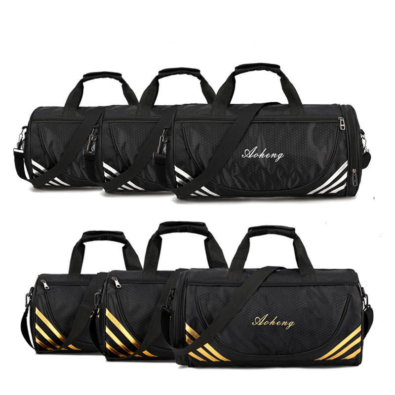 Fashion Waterproof Wholesale Custom Logo Outdoor Travel One-shoulder Fitness Bag
