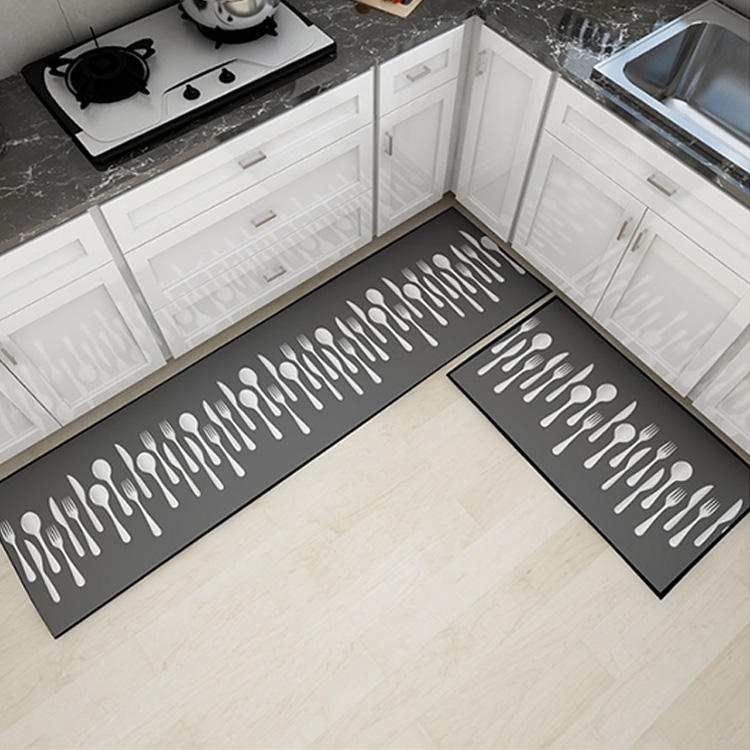 PVC Foam Kitchen Mat