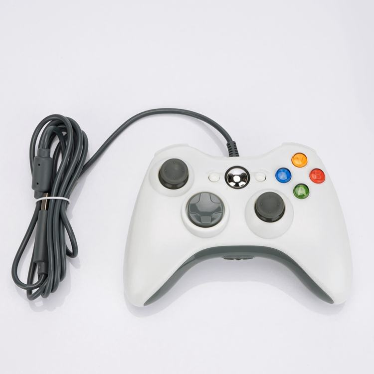 Video Game Control Analog Joystick PC Gamepad Wired Switch Controller Wired Controller For Xbox 360