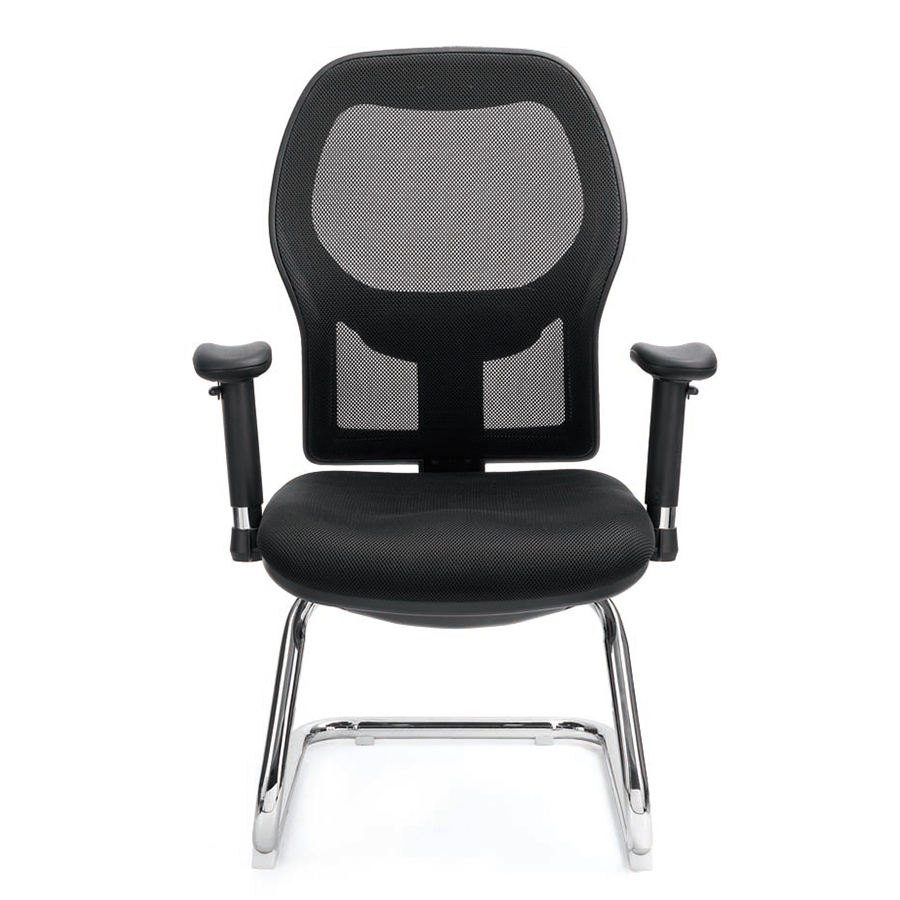 Most durable nylon frame mech back chair for office guest
