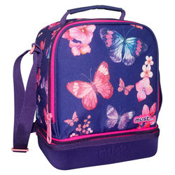 Must Yummy Butterfly Isothermal Kids Lunch Bag For Sale From China