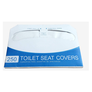 cheap discounted price 2020 Virgin Pulp Disposable Eco-Friendly Toilet Seat Covers Paper Set
