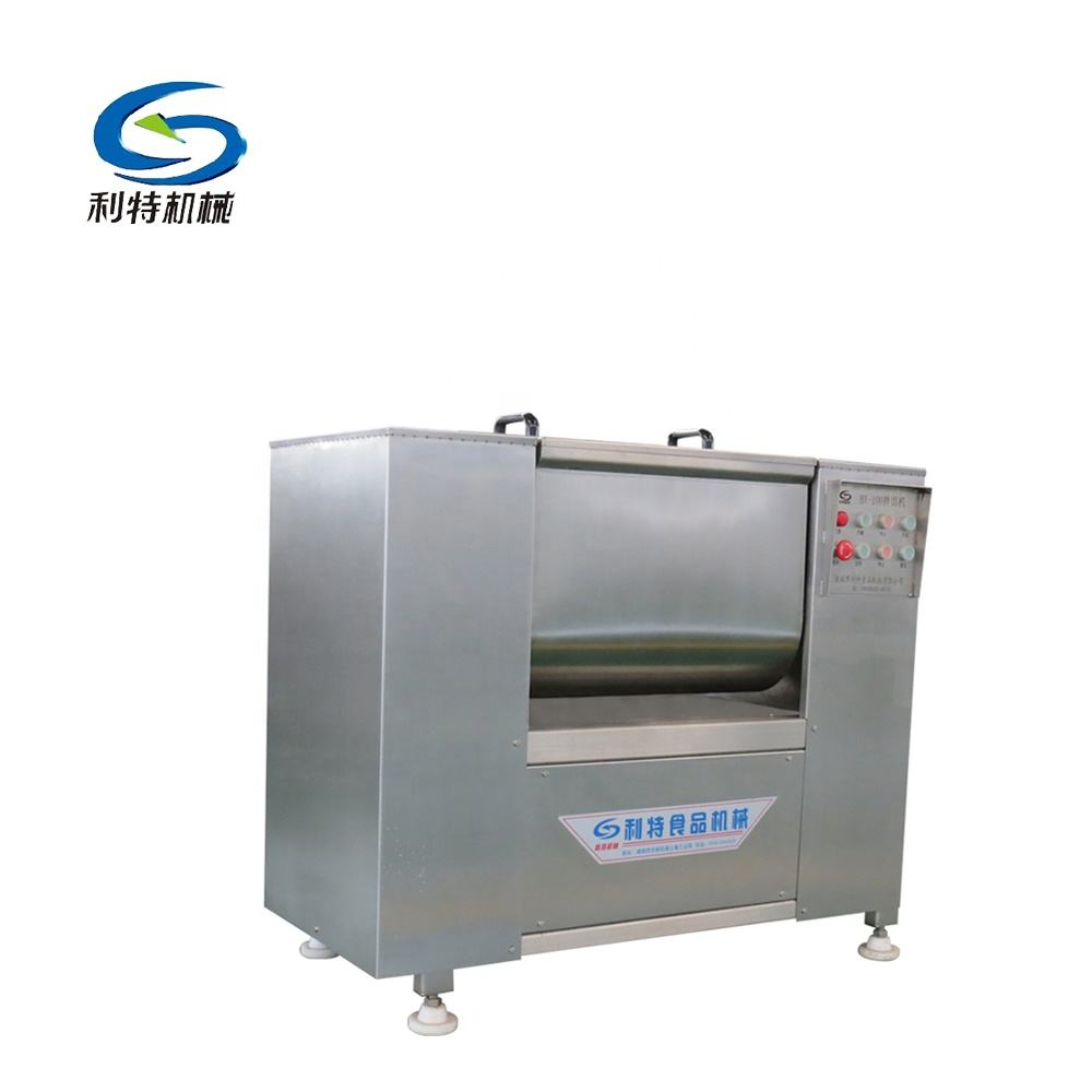 Bun pastry stuffing meat mixer machine processing