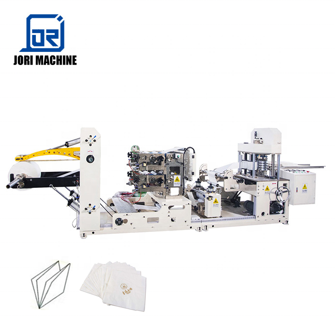 Hoge Snelheid Handdoek Tissue Servet Papier Making Machine