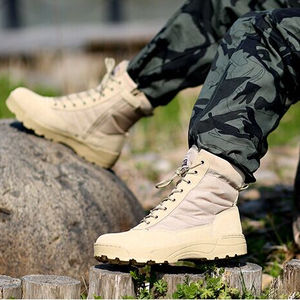 Delta Tactical Boots Military Desert SWAT American Combat Boots Outdoor Shoes Breathable Wearable Boots Hiking EUR size 36-46