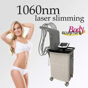 Diode 1060nm laser fat removal skin tightening 1060 nm non-invasive body sculpting cellulite treatment machine for weight loss