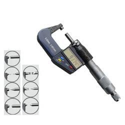 Wholesale hard alloy anvip 50-75mm measuring range outside digital micrometer screw gauge