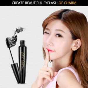 Wholesale Custom Private Label Fiber Curling Thick Lengthening Volume Waterproof 4D Mascara for Eyelash Extensions