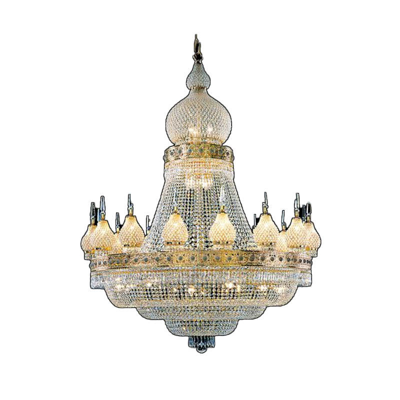 Muslim church Traditional Nation Hotel Luxury Vintage Chandelier Lighting Decor For Morocco Restaurant Lights Decoration