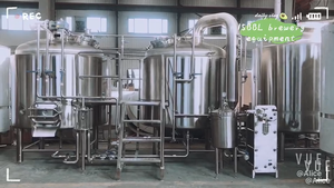 brewhouse 2000L equipment