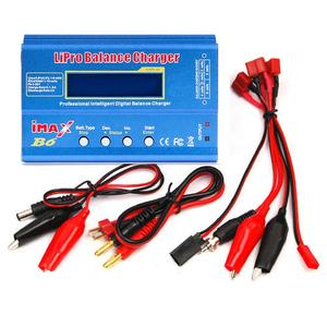 Wholesale IMAX B6 80w 2s 6s Lipo Battery Balance Charger For RC Helicopter Plane Car Boat Or Radio Control Toys