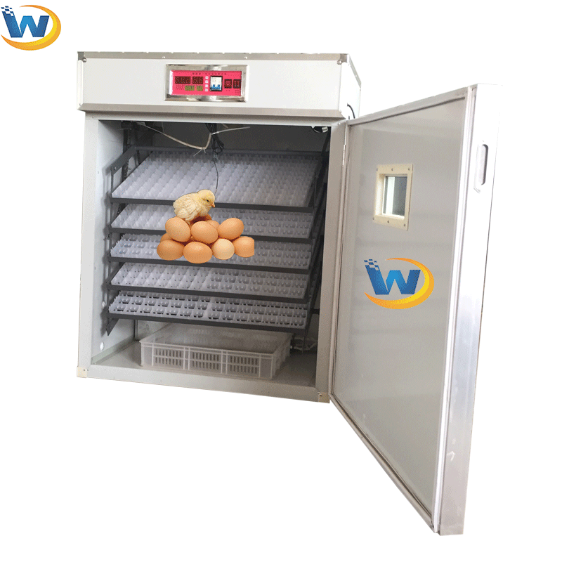 Famous factory high quality 2000 500 16000 eggs automatic chicken egg incubator and hatcher combined machine