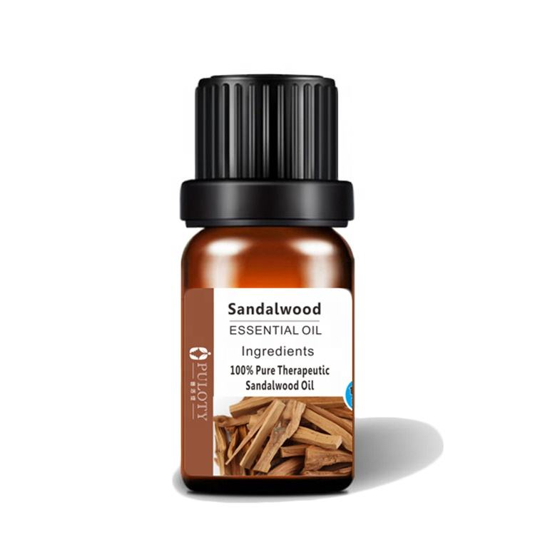 High quality best selling sandalwood oil 100% pure for health