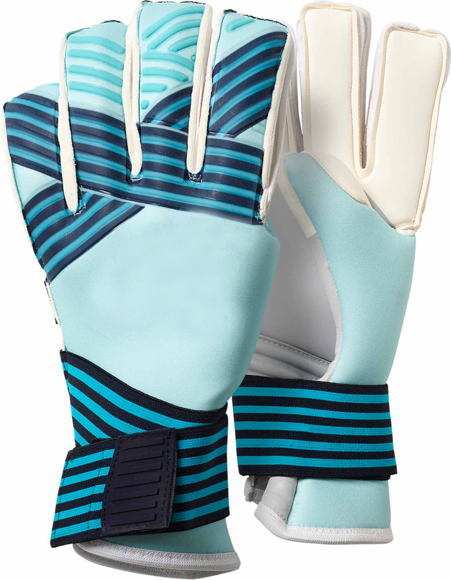 High Quality German Latex Goalkeeper Gloves/Professional Goalkeeper Gloves