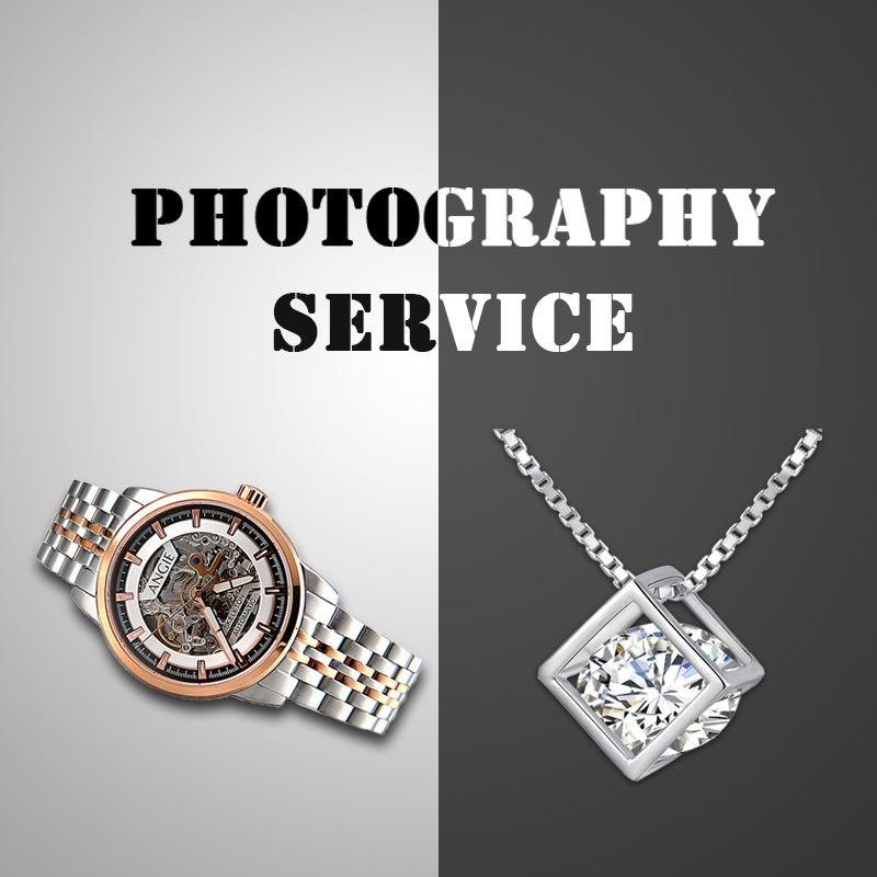 Still life clothing jewelry furniture product photography service for amazon