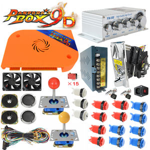 2194 In 1 Pandora Box 9D Jamma Arcade Kits Arcade Games Machine Kit Arcade Knoppen Kit