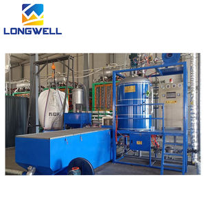 Longwell Automatic EPS Machine Making Styrofoam Granules