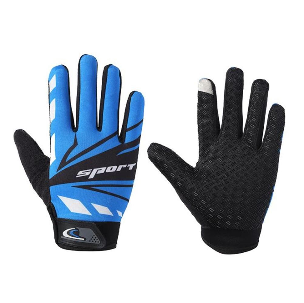 Non-Slip Cycling Riding Fishing Motorcycle Sports Gloves for Men Women Breathable Touch Screen Glove