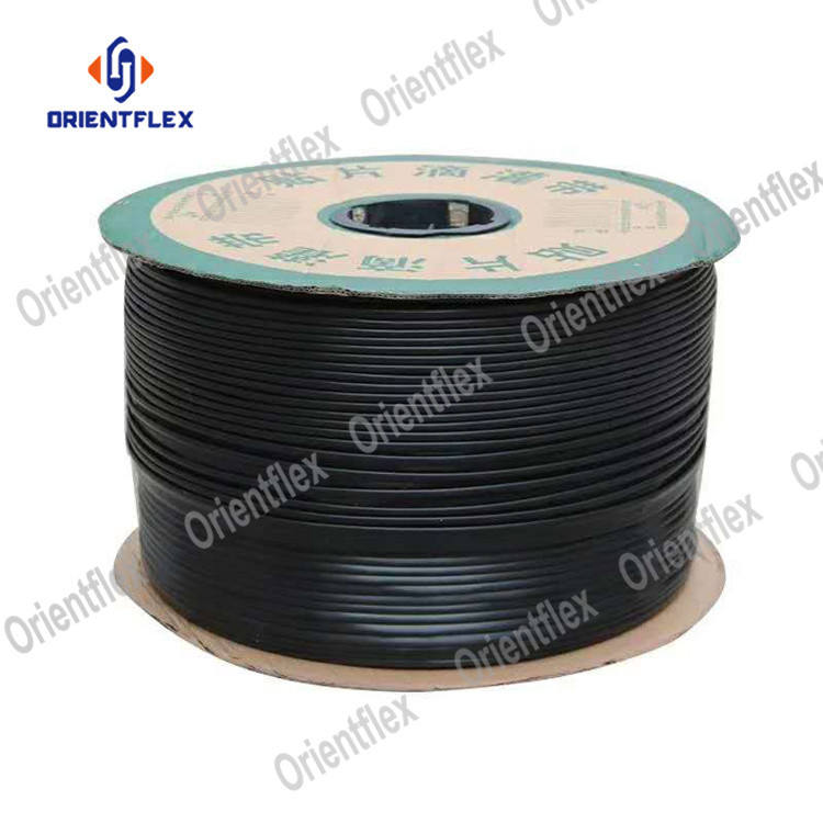 PE Drip Irrigation Layflat Hose For agriculture water system