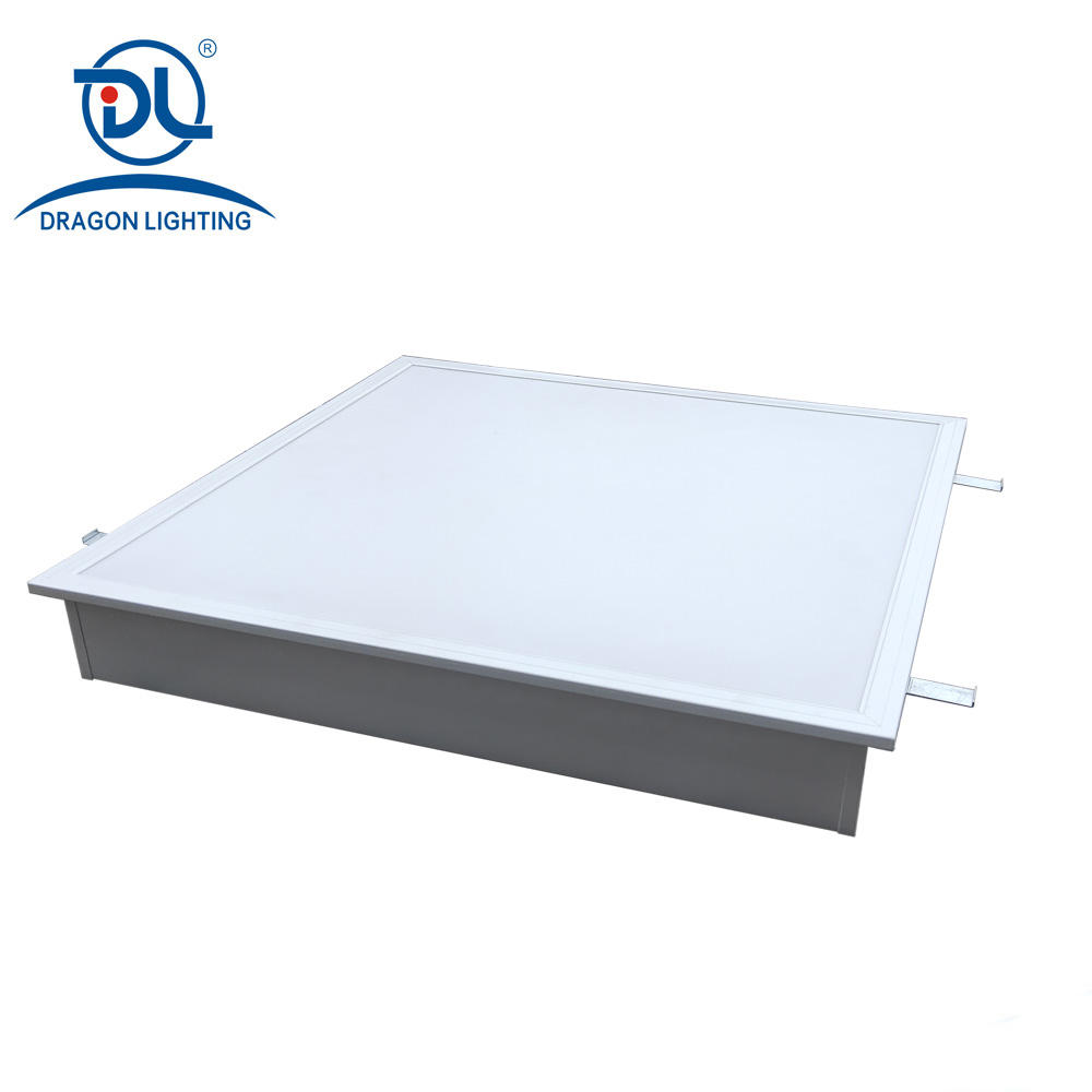 1200X600 Aluminum Frame Clean Room IP65 Recessed Panel LED Light